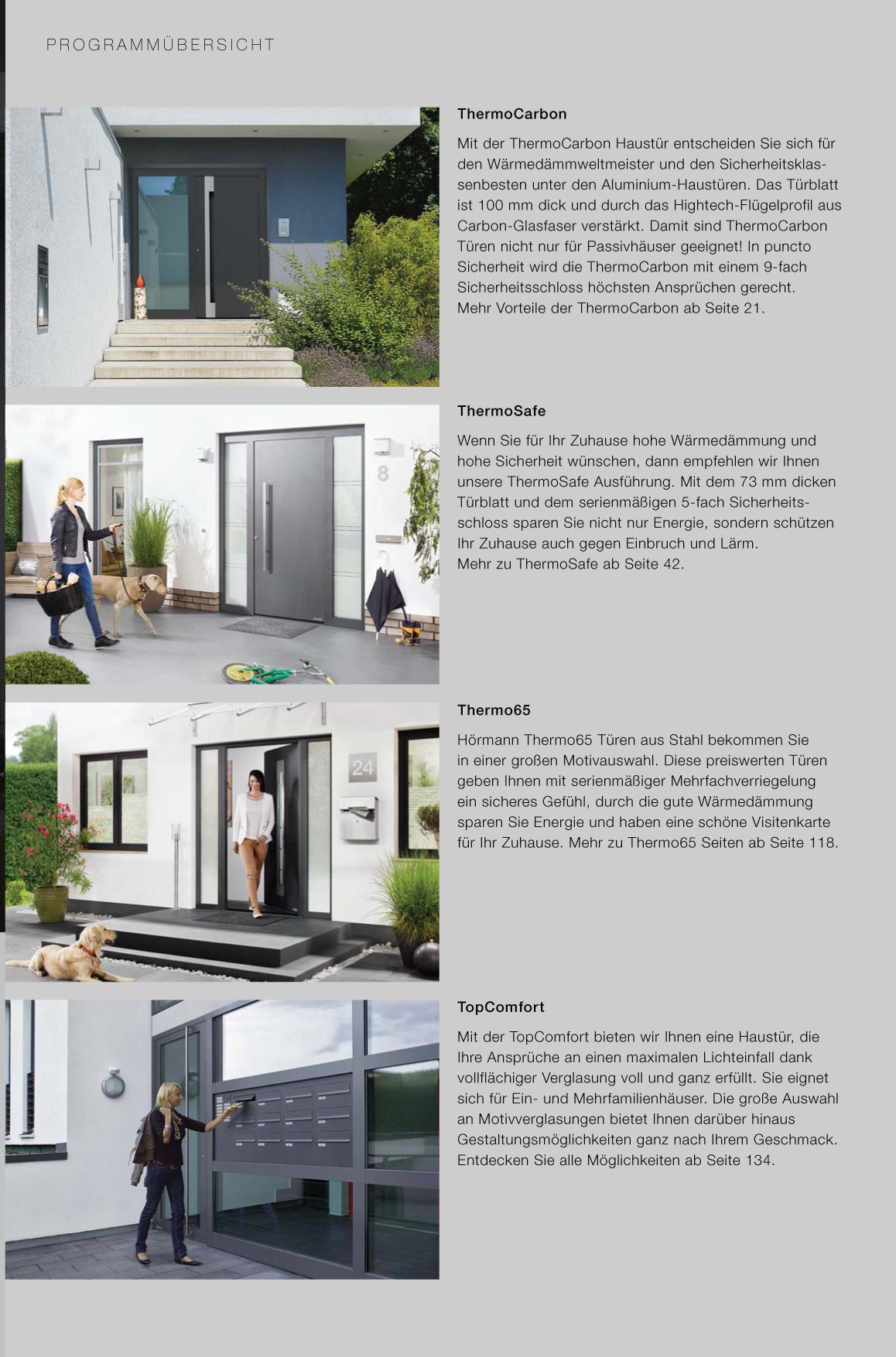MARKS - Türen und Tore von Hörmann - mit Aufmaß-Service
